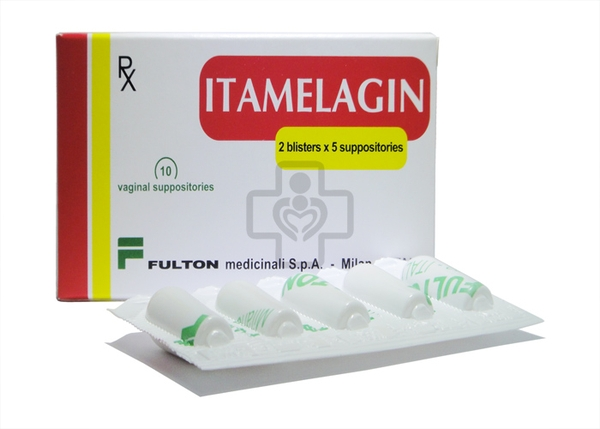 Itamelagin Vaginal Suppositories