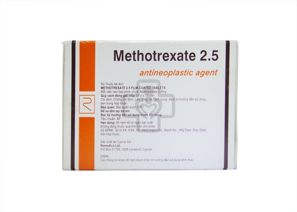 Methotrexate 2,5mg