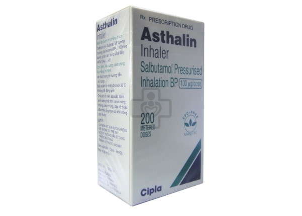 Asthalin Inhaler 200dos