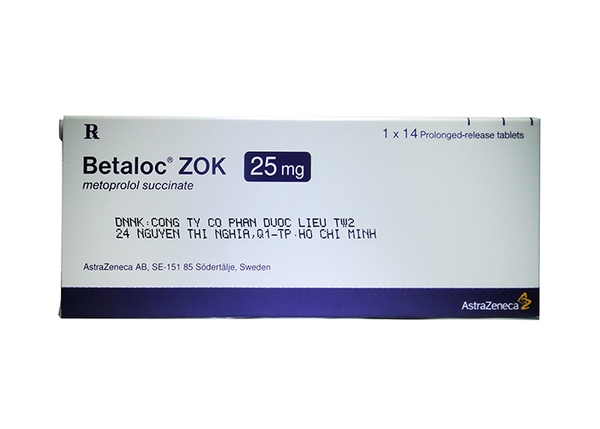 Betaloc 25 MG Tablet - Uses, Dosage, Side Effects ...