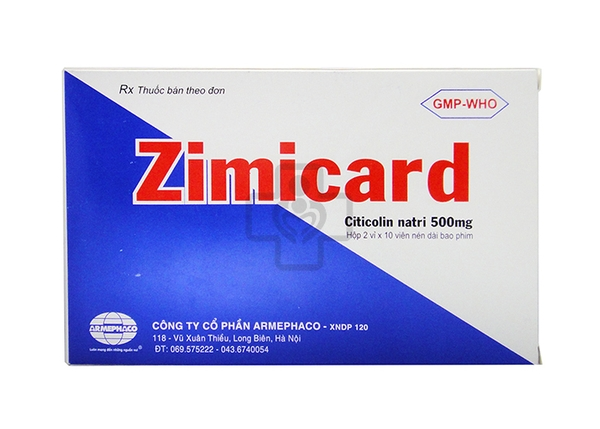Zimicard 500mg