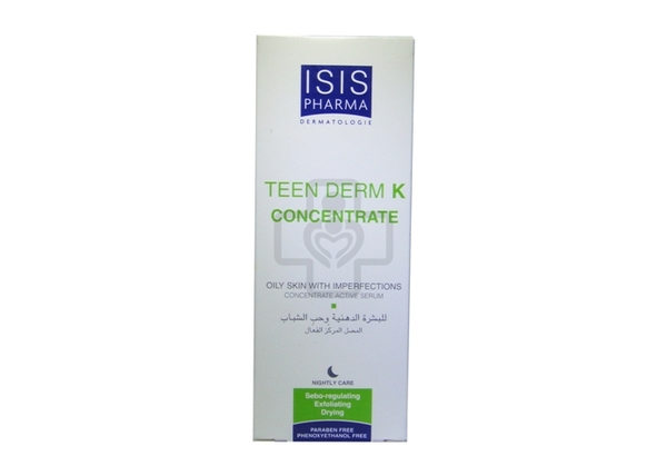 Teen Derm K Cream 30ml