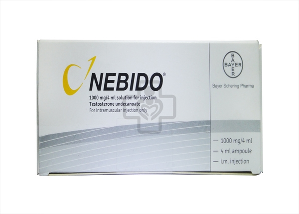 Nebido Injection 1000mg/4ml