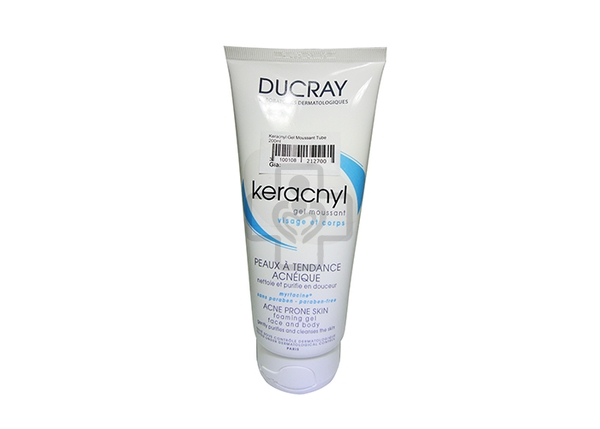 Keracnyl Gel Moussant Tube 200ml