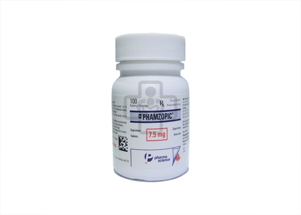 Phamzopic 7,5mg