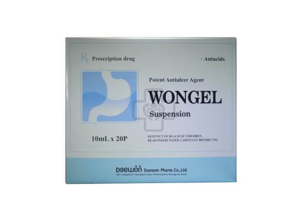 Wongel Suspension 10ml