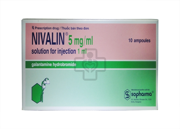 Nivalin Injection 5mg/ml