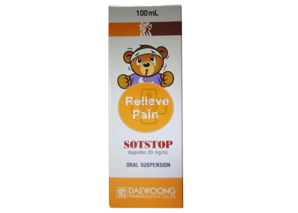 Sotstop Oral suspension 20mg/ml 100ml