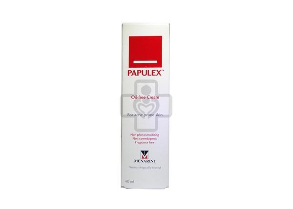 Papulex Oil-Free Cream 40ml
