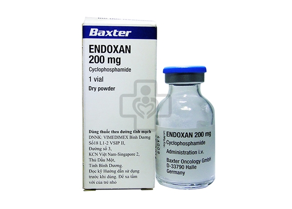 Endoxan I.V. 200mg