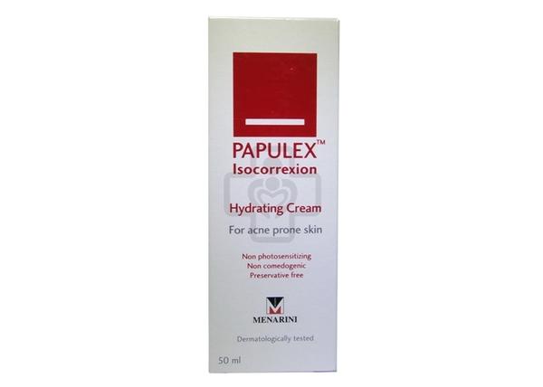 Papulex Isocorrexion Cream 50ml