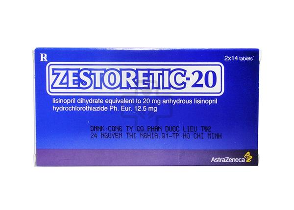 Zestoretic 20mg/12.5ml