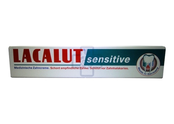 Lacalut Sensitive 75ml