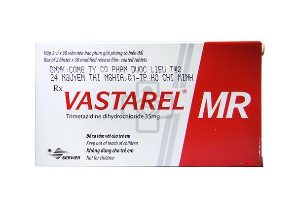 Vastarel MR 35mg