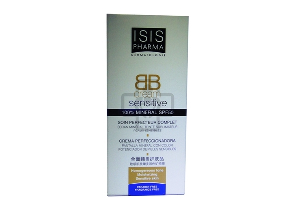 BB Sensitive SPF50 Cream 40ml