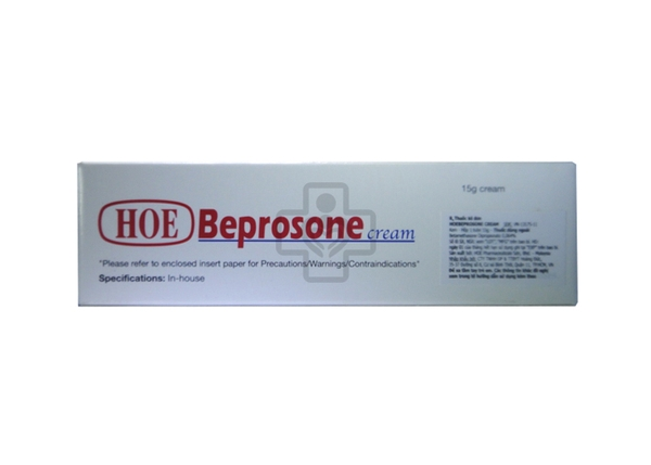 Beprosone Cream 15g
