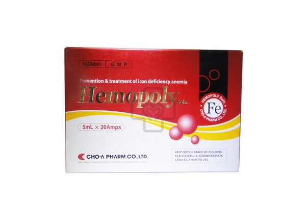 Hemopoly Solution 5ml