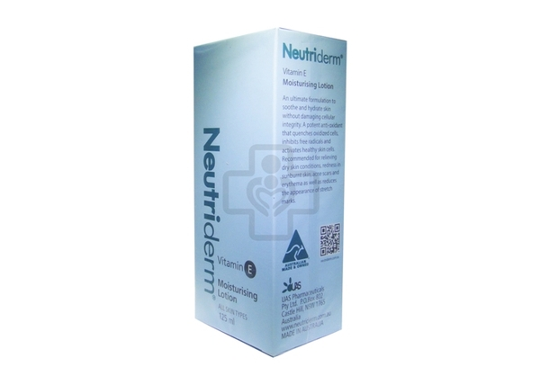 Neutriderm Moisturising Lotion 125ml