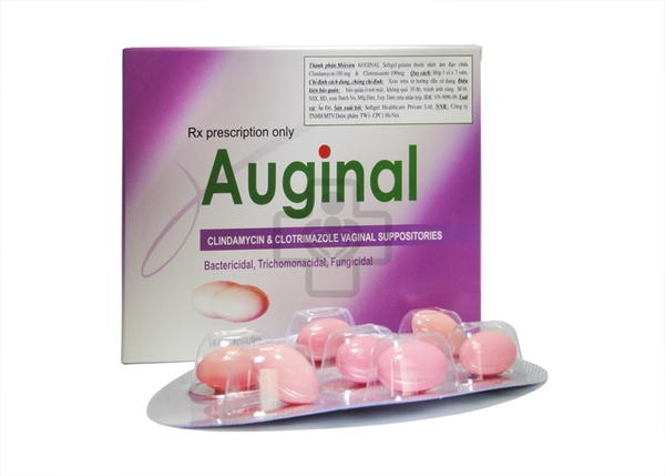 Auginal Vaginal Suppositories