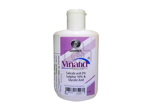 Vinatid Cleanser 150ml