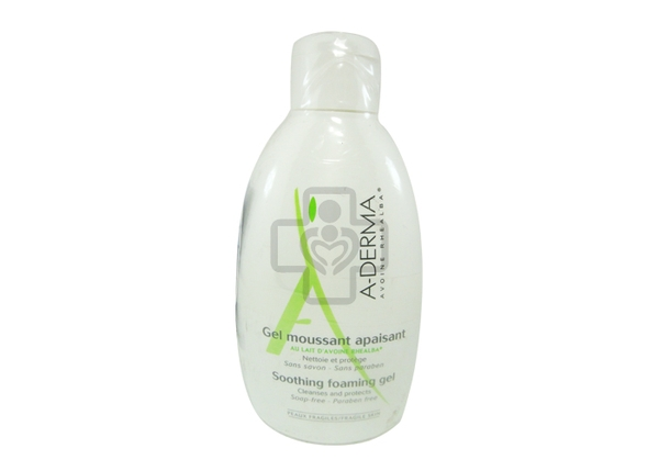 A-Derma Soothing Foaming Gel 250ml