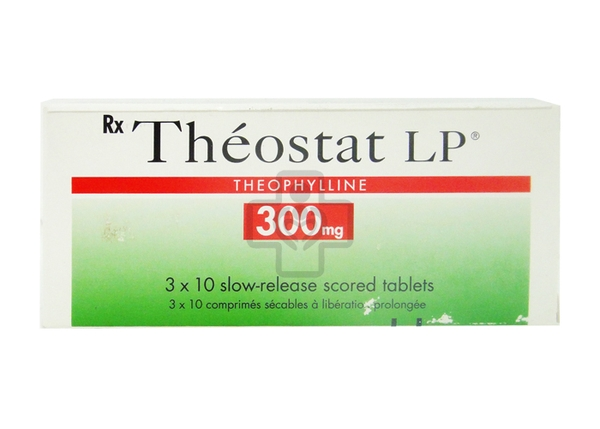 Theostat LP 300mg