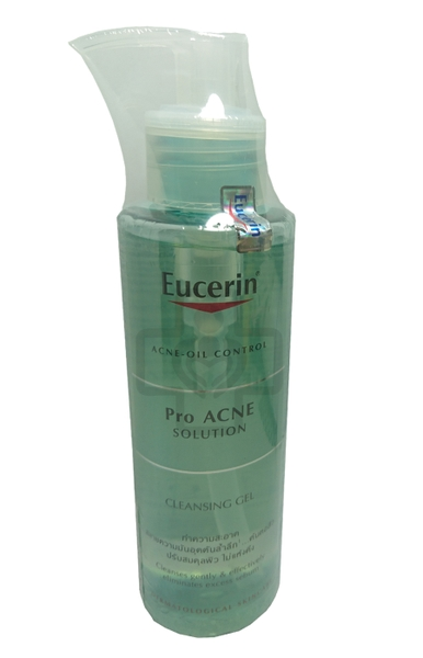 Eucerin Pro Acne Solution Cleansing Gel 200ml( B/ 1bot)