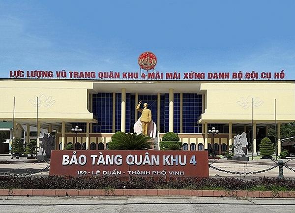 Gia Ve Tham Quan Bảo Tang Quan Khu 4 Cinvestra Travel