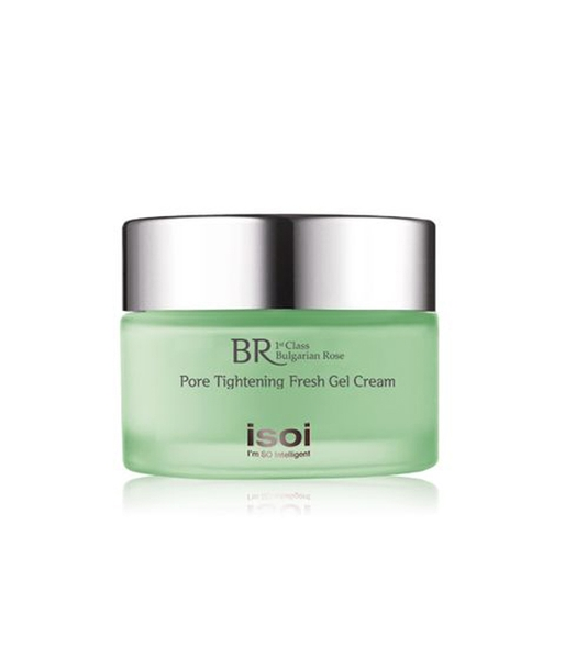 Kem dưỡng ISOI Bulgarian Rose Pore Tightening Fresh Gel Cream