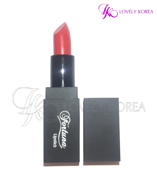 Son siêu lì Fortuna Lipstick (F66 - Red Orange)