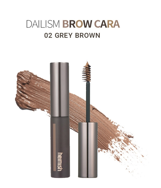 Chuốt mày Heimish Dailism Brow Cara (Grey Brown)