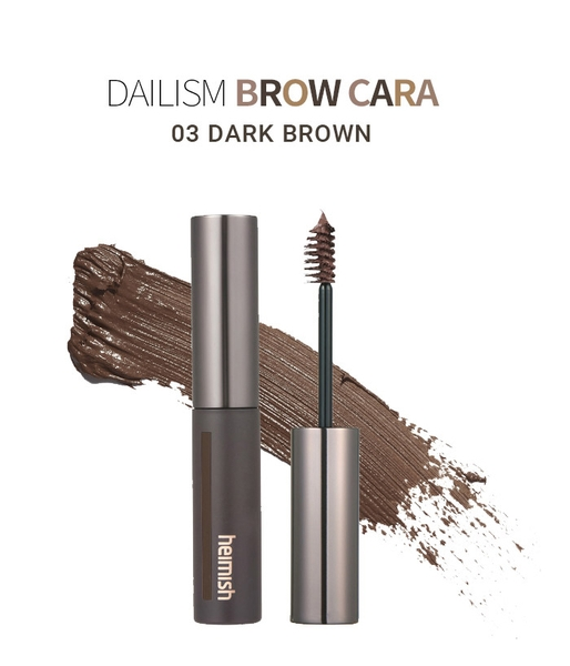 Chuốt mày Heimish Dailism Brow Cara (Dark Brown)
