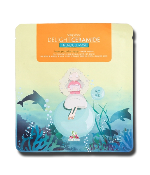 Mặt nạ IM1NE Sally's Box Delight Ceramide Hydrogel Mask