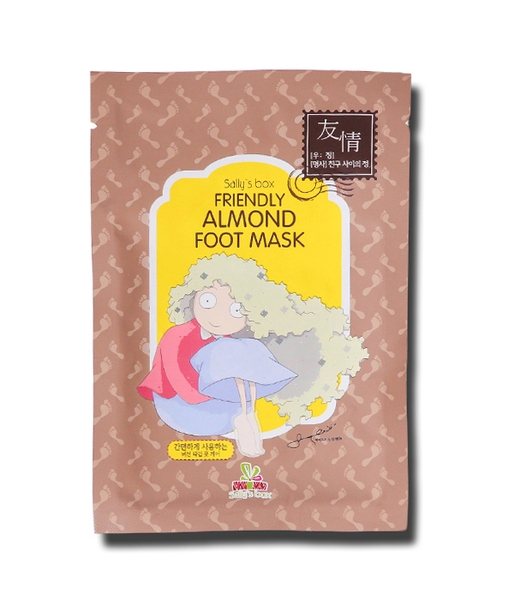 Mặt nạ IM1NE Sally's Box Friendly Almond Foot Mask