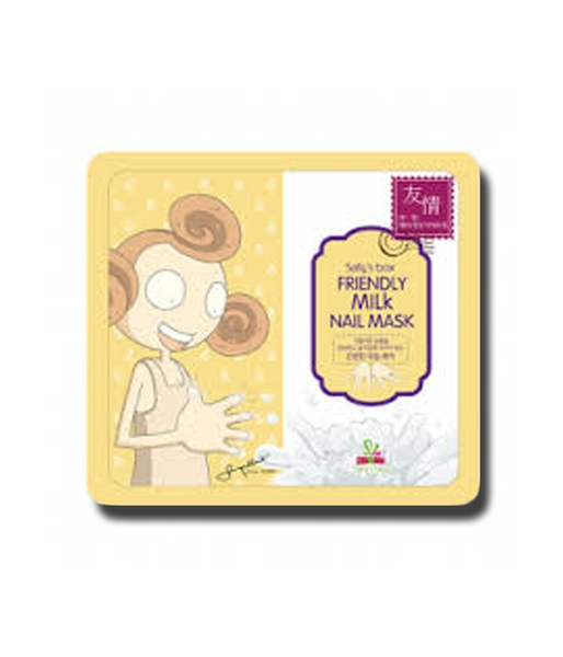 Mặt nạ IM1NE Sally's Box Friendly Milk Nail Mask