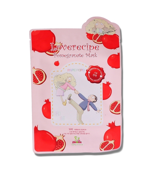 Mặt nạ IM1NE Sally's Box Loverecipe Pomegranate Mask