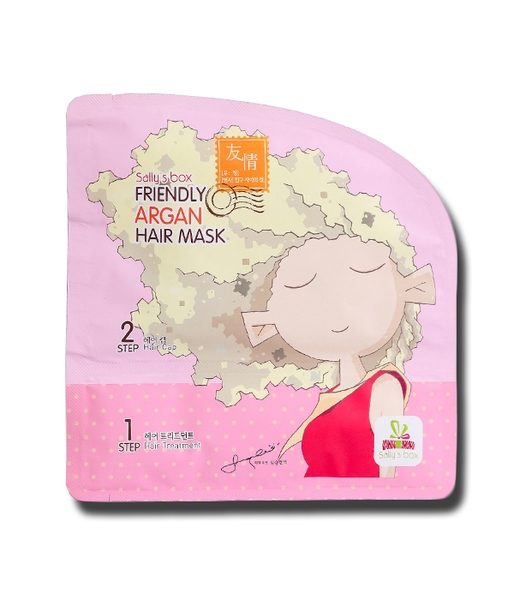 Mặt nạ IM1NE Sally's Box Friendly Argan Hair Mask