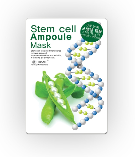 Mặt nạ HBMIC Stem cell Ampoule Mask