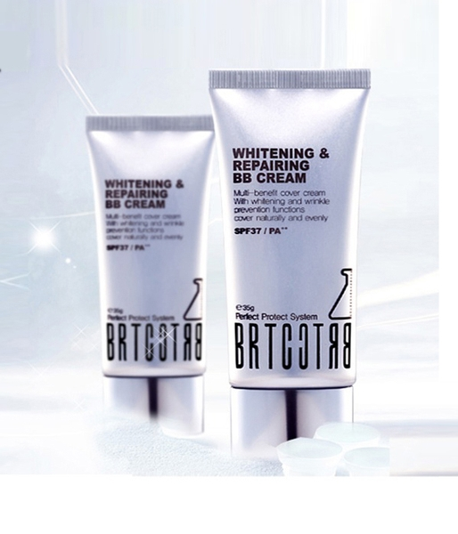 Kem BB AMI BRTC Whitening and Repairing BB Cream