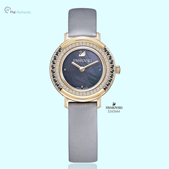 Swarovski Playful Mini Gray Ladies Watch