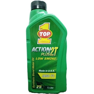 ACTION PLUS 2T LOW SMOKE (Nhớt 2 Thì)