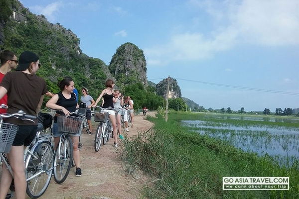 HOA LU TAM COC 1 DAY - GROUP TOUR