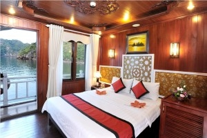 Ha Long Bay 2 Days 1 Night  with  SWAN CRUISE