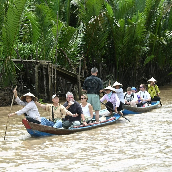 Mekong Delta 3 days 2  nights