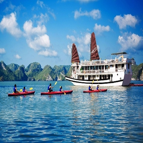 Bai Tu Long bay - Swan cruise 2 days 1 night