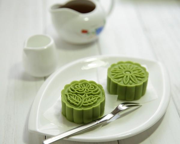 Bánh dẻo tuyết trà xanh