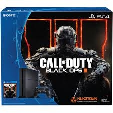PS4 500Gb CUH1215A hệ US + Đĩa COD Black Ops III