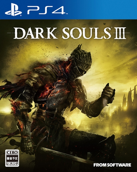 DARK SOULS 3 game ps4 (hệ Asia)