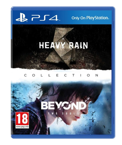 Heavy Rain Collection Beyond Two Souls