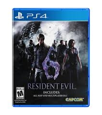 Resident Evil 6 include All map & Multiplayer DLC